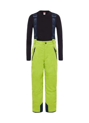 The North Face Snow Sups Plus Çocuk Pantolon Yeşil Yeşil